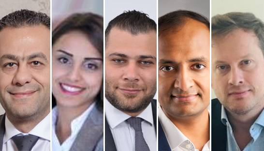 PwC Consulting appoints five new partners in the Middle East