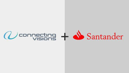 Santander pumps €2 million in consulting startup Connecting Visions