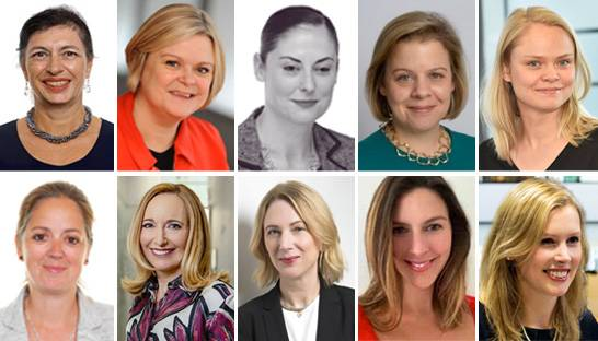 10 powerful women in professional services: Wealth industry