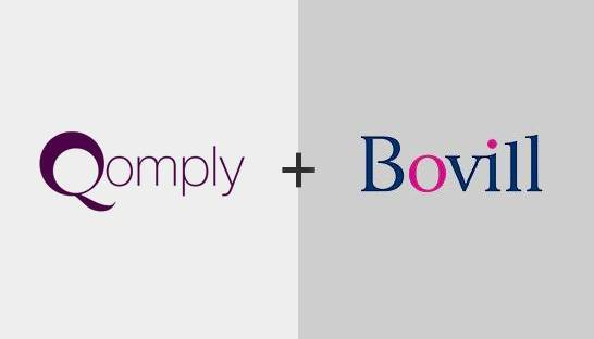 Bovill adds Qomply's solutions to regulatory consultancy offering