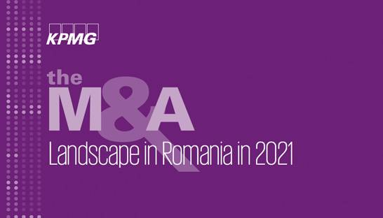 KPMG and PwC predict Romania's M&A market to pick up