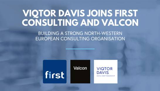 First Consulting and Valcon welcome Viqtor Davis to network