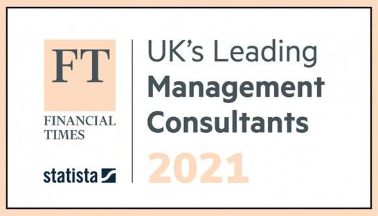 The top 100 consulting firms in the United Kingdom