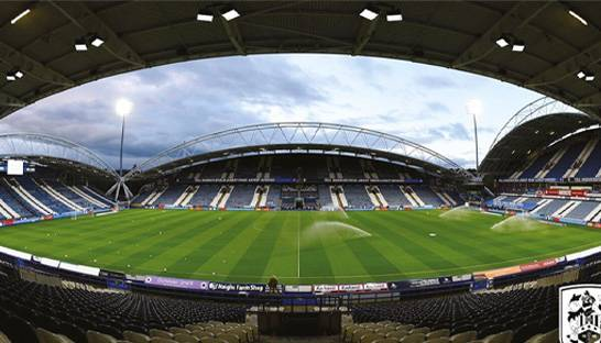 LEC aids Huddersfield Town with management development programme