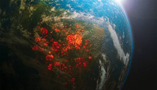 ESA selects CGI and University of Leicester for wildfire mapping project