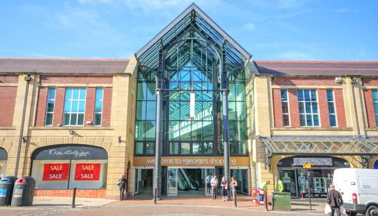 EY appointed to shopping centre administration