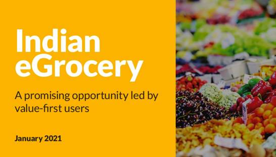 Indian e-grocery market to touch $24 billion by 2025