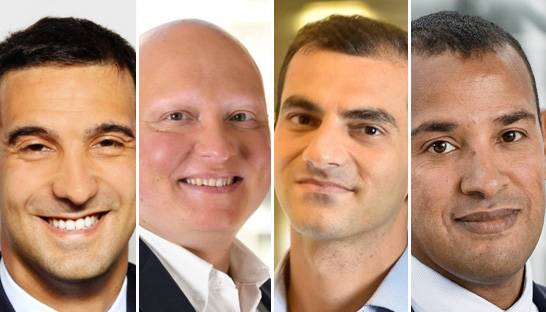 Kearney appoints four new partners in its Paris office