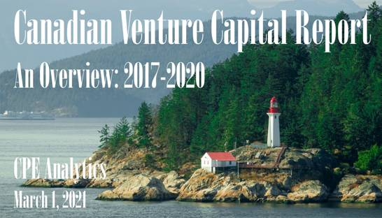 Canadian VC has strong fourth quarter, reaches $5.3 billion in 2020