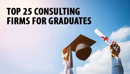 Australia's top 25 consulting firms for graduates