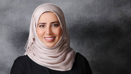 Nadya Abdulla Kamali leads Accenture in the UAE