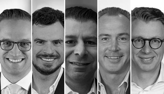 Bain & Company appoints five partners in Munich and Zurich