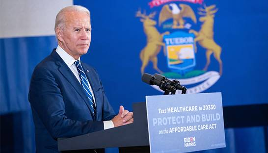 ACA expansion in relief bill likely to be Biden's largest healthcare reform