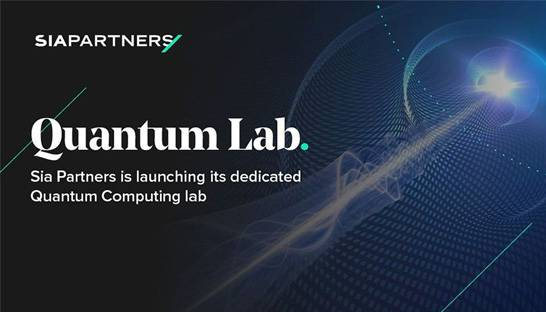 Sia Partners launches a Quantum Computing lab in London