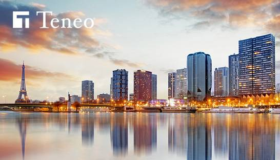 Global consulting firm Teneo launches an office in France