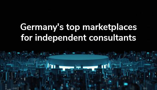 Germany's top marketplaces for independent consultants