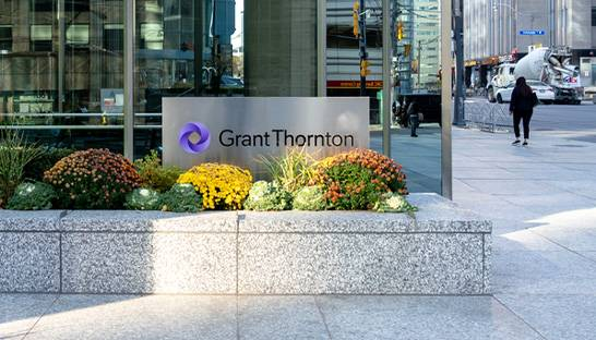 Grant Thornton wins $350-million consulting contract from TSA