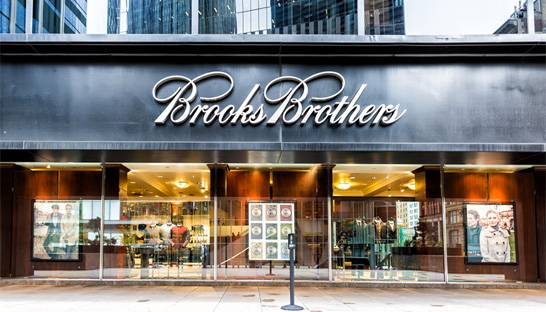 David Rubin & Partners to oversee Brooks Brothers administration