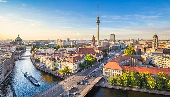 Simon-Kucher launches an office in Berlin, sixth in Germany