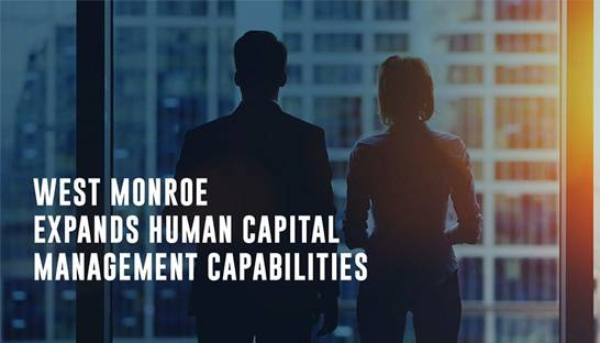 West Monroe targets continued growth for human capital management practice