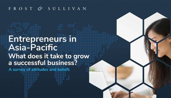 The state of entrepreneurship in Asia Pacific economies