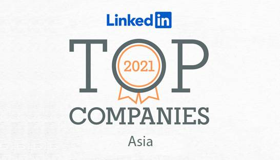 Asia's top consulting firms to work for according to big data