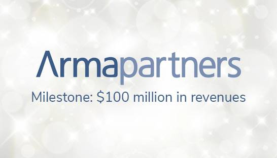 M&A consultancy Arma Partners hits $100 million milestone