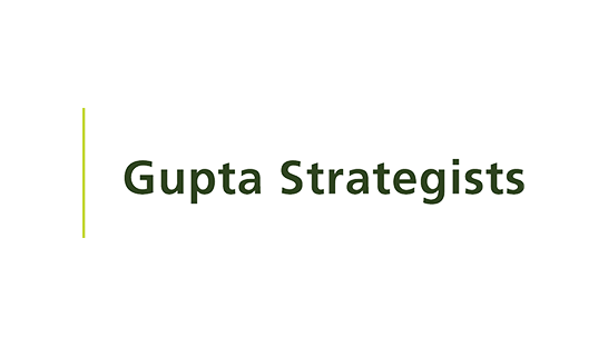 Consulting firm Gupta Strategists