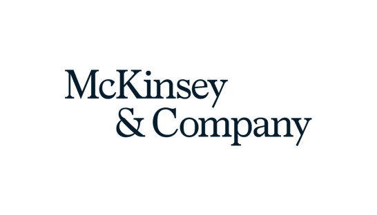 Consulting firm McKinsey & Company
